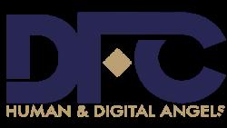 DFC – Human and digital angels Logo